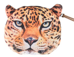 Fierce Leopard Pattern Coin Purse Choies.com bester Fashion-Online-Shop Großbritannien Europa