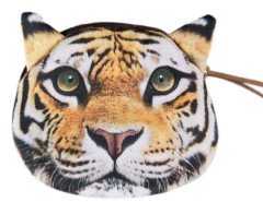 Fierce Tiger Pattern Coin Purse Choies.com bester Fashion-Online-Shop Großbritannien Europa