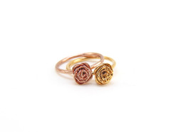 Colette Mini Rose Ring MrKate.com bester Fashion-Online-Shop aus den USA