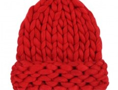 Fluffy Deep Turn Up Beanie Chicnova bester Fashion-Online-Shop aus China