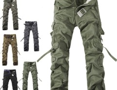 Men Casual Military Army Cargo Camo Combat Work Pants Trousers 30-36 Cndirect bester Fashion-Online-Shop aus China