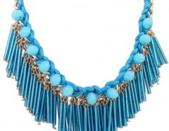 Choker Necklace with Fringing Chicnova bester Fashion-Online-Shop aus China