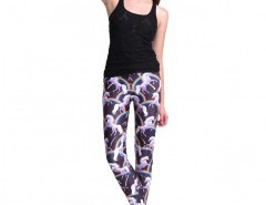 Leggings in Horse Print Chicnova bester Fashion-Online-Shop aus China