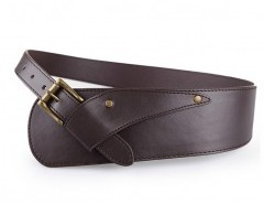 Asymmetric Buckle Belt Chicnova bester Fashion-Online-Shop aus China