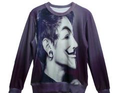 Men's Funny Boy Sweatshirt Choies.com bester Fashion-Online-Shop aus China