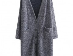 V-neck Knit Cardigan Chicnova bester Fashion-Online-Shop aus China