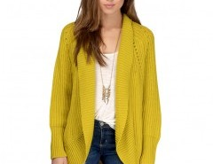 Open Shawl Neck Cardigan Chicnova bester Fashion-Online-Shop aus China