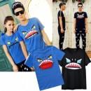 Men Zipper Design Cotton Short Sleeve T-shirt Top Tee Cndirect bester Fashion-Online-Shop aus China