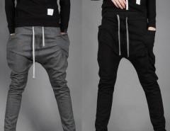 Mens Harem Hip Hop Casual Dance Jogger Sport Long Baggy Slacks Pants Trousers Cndirect bester Fashion-Online-Shop aus China