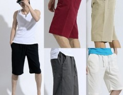 Men's Trousers Bottoms Fifth Pants Shorts Cndirect bester Fashion-Online-Shop aus China