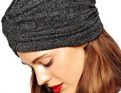 Fine Rib Knitted Turban Hat Chicnova bester Fashion-Online-Shop aus China