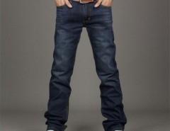 Korean Men's Slim Fit Jeans Trousers Straight Leg Cndirect bester Fashion-Online-Shop aus China