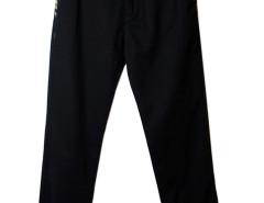 Black Camou Pattern Panel Pocket Jogger Pants Choies.com bester Fashion-Online-Shop aus China