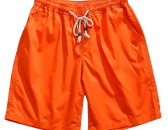 Orange Drawstring Waist Shorts Choies.com bester Fashion-Online-Shop aus China