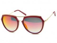 Double-bridge Round Sunglasses Chicnova bester Fashion-Online-Shop aus China
