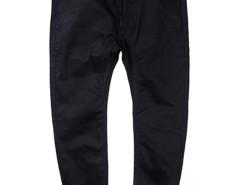 Black Slim Pocket Tapered Jogger Pants Choies.com bester Fashion-Online-Shop aus China