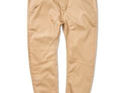 Khaki Slim Pocket Tapered Jogger Pants Choies.com bester Fashion-Online-Shop aus China