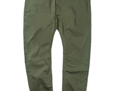 Army Green Slim Pocket Tapered Jogger Pants Choies.com bester Fashion-Online-Shop aus China