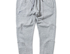 Light Gray Zip Pocket Drawstring Waist Tapered Joggers Choies.com bester Fashion-Online-Shop aus China