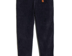 Navy Green Tasseled  Drop Emebllished Corduroy Pants Choies.com bester Fashion-Online-Shop aus China