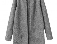 Longline Open Knit Cardigan Chicnova bester Fashion-Online-Shop aus China