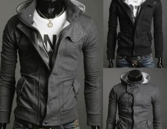 2016 Trends Men's Slim Top Designed Sexy Hoody Jacket Coat Cndirect bester Fashion-Online-Shop aus China
