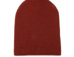 Beanie Hat in Textured Rib Chicnova bester Fashion-Online-Shop aus China