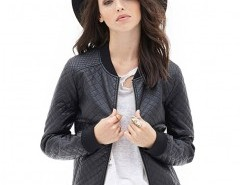V-neck Coat with Side Pockets Chicnova bester Fashion-Online-Shop aus China