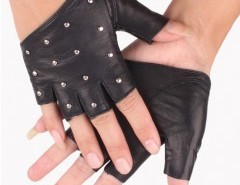 Rivet Fingerless Gloves Chicnova bester Fashion-Online-Shop aus China