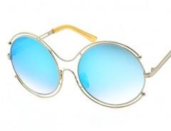 Round Mirror Sunglasses Chicnova bester Fashion-Online-Shop aus China