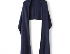 Longline Cashmere Cape Chicnova bester Fashion-Online-Shop aus China