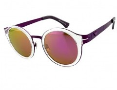 Retro Sunglasses with Mirrored Lenses Chicnova bester Fashion-Online-Shop aus China