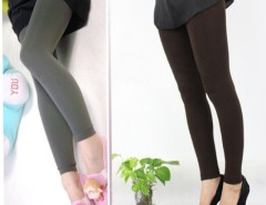 5 Colors Pick Women Warm Winter Slim Leggings Stretch Pants Thick Footless Tight Cndirect bester Fashion-Online-Shop China