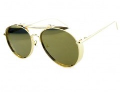 Round Sunglasses with Double Bridge Chicnova bester Fashion-Online-Shop aus China