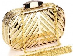 Metallic Box Clutch Chicnova bester Fashion-Online-Shop aus China