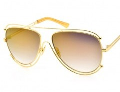 Mirror Cat Eye Sunglasses Chicnova bester Fashion-Online-Shop aus China