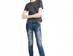 Ripped Skinny Jeans Chicnova bester Fashion-Online-Shop aus China