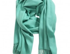 Solid Color Scarf with Tassel Ends Chicnova bester Fashion-Online-Shop aus China