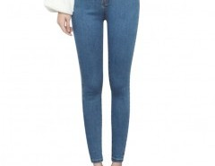 Skinny Jeans in Mid Wash Chicnova bester Fashion-Online-Shop aus China