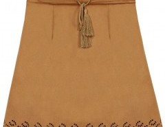 Mini Skirt with Tie Chicnova bester Fashion-Online-Shop aus China