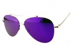 Aviator Sunglasses with Metal Frames Chicnova bester Fashion-Online-Shop aus China