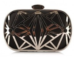 Metallic Box Clutch Bag Chicnova bester Fashion-Online-Shop aus China