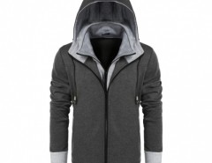 Coofandy Men's Warm Hooded Slim Pullover Hoodies Cndirect bester Fashion-Online-Shop aus China