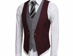 Coofandy Men's Formal Business Suit Vest Cndirect bester Fashion-Online-Shop aus China