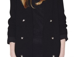 Black Boyfriend Blazer - Jojo Carnet de Mode bester Fashion-Online-Shop