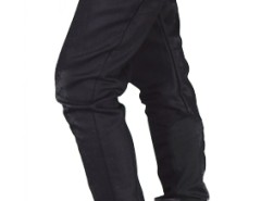 Black Trousers in Wool Goty Carnet de Mode bester Fashion-Online-Shop