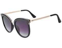 Blue Cat Eye Tinted Lens Sunglasses Choies.com bester Fashion-Online-Shop Großbritannien Europa