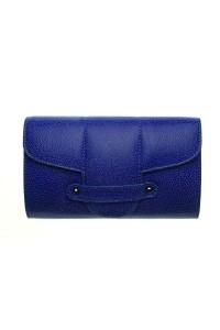 Bond Street Imitation Shagreen Leather Clutch Carnet de Mode bester Fashion-Online-Shop