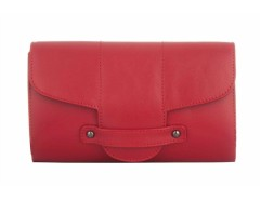 Bond Street Leather Clutch Carnet de Mode bester Fashion-Online-Shop