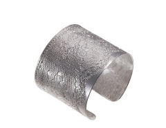 Bracelet - LALA - Silver Carnet de Mode bester Fashion-Online-Shop